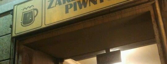 Zakład Usług Piwnych is one of Wroclaw Beer.