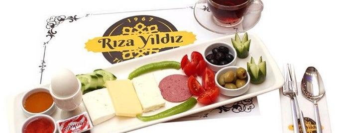 Rıza Yıldız Türk Mutfağı is one of Bursa Yemek.
