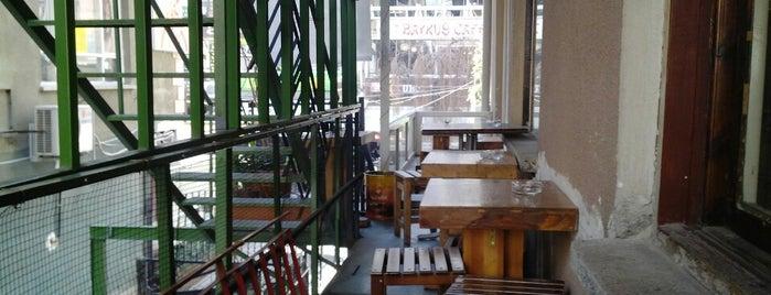 Don Kişot Bar&Cafe is one of Lieux sauvegardés par Selcan.