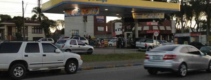 Posto Ipiranga - AIC is one of MayorShips.