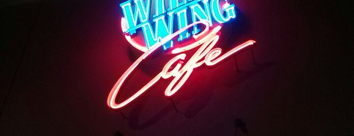 Wild Wing Cafe is one of Hilton dining.
