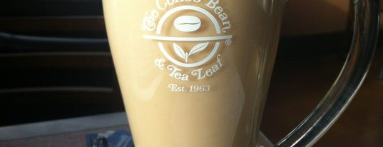 The Coffee Bean & Tea Leaf is one of Austin + Cedar Park: Coffee/Sweets.