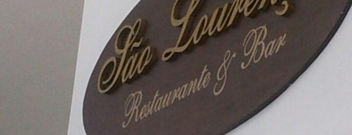São Lourenço Bar & Restaurante is one of Lieux qui ont plu à Jackeline.
