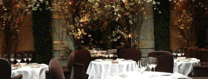 Clos Maggiore is one of Bons plans Londres.