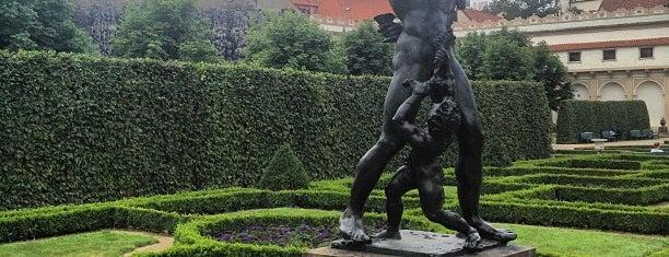 Valdštejnská zahrada | Waldstein Garden is one of visit again.