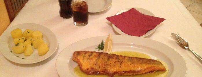 Slezská rybárna is one of Food.