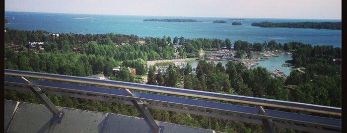 Ravintola Haikaranpesä is one of The Espoo experience.