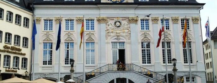 Altes Rathaus is one of Bonn.