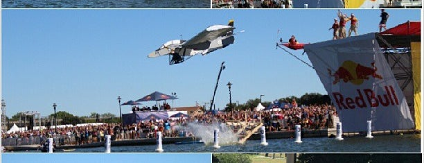 Red Bull #Flugtag is one of Rondoさんのお気に入りスポット.
