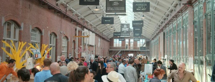 De Hallen is one of My Amsterdam indulgences....
