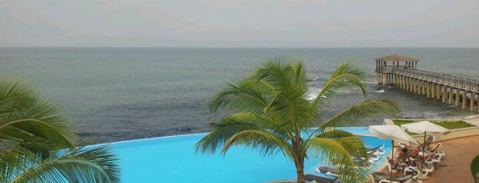 Pestana São Tomé is one of Pestana Hotels & Resorts.