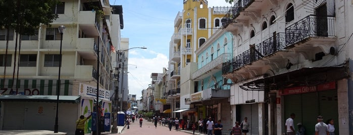 Avenida Central / Peatonal is one of Panama city.