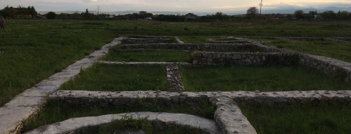 Castrul Roman LVM Potaissa is one of Tempat yang Disukai George.