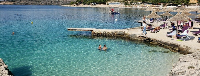 Ksamil Beach is one of Corfu, Greece.