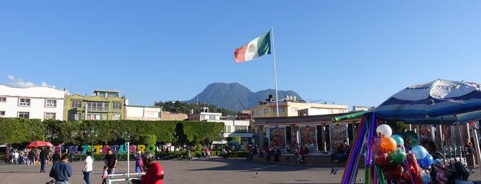Plaza Civica Benito Juárez is one of Posti che sono piaciuti a Jesús Ernesto.