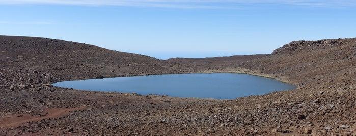 Waiau (lake) is one of To-Do Hawaii 🌈.