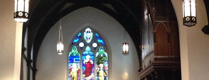 The Episcopal Church Of The Holy Comforter is one of Anglican Churches/Cathedrals I've Visited.
