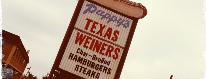 Pappy's Diner is one of Lugares guardados de Lizzie.