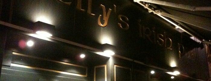 Kelly's Irish Pub is one of Lyon.
