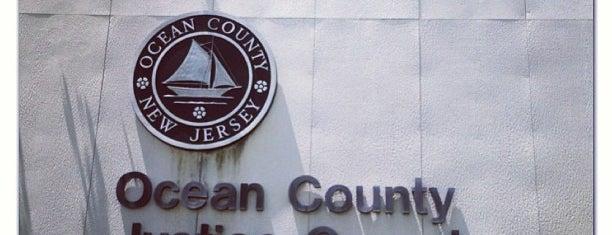 Ocean County Justice Complex is one of Orte, die Tara gefallen.