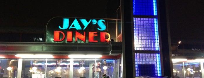 Jay's Diner is one of Lieux qui ont plu à Cheryl.