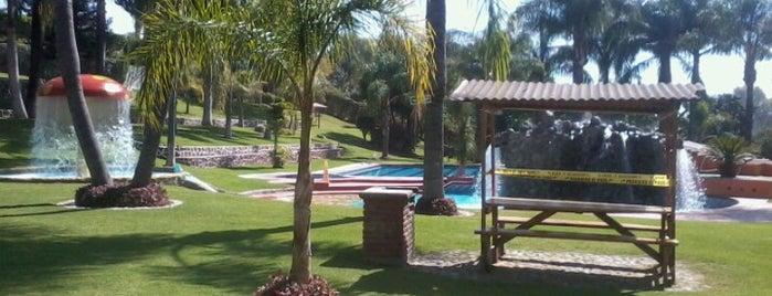 Parque Recreativo Ayoa is one of Scandia: сохраненные места.