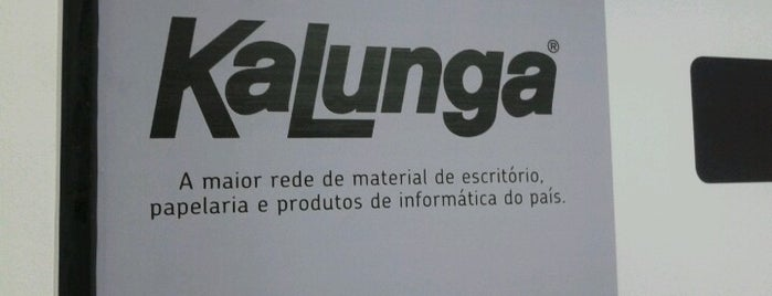 Kalunga is one of Lugares favoritos de Luciano.