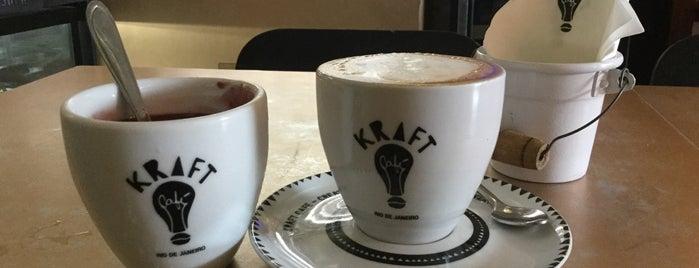 Kraft Café is one of Brazil.