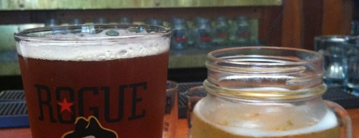 Rogue Ales Public House & Distillery is one of 2014 Oregon Trip.