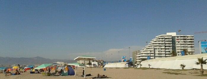 Playa Peñuelas is one of Luis'in Kaydettiği Mekanlar.