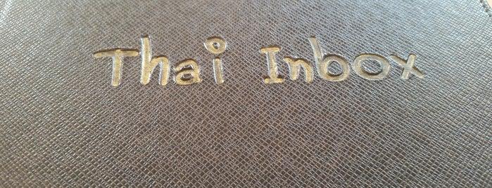 Thai Inbox is one of Lieux qui ont plu à Emily.