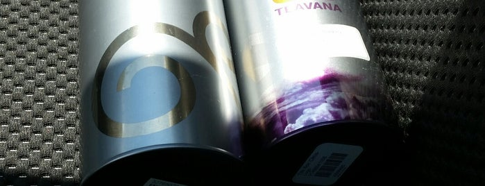 Teavana is one of Food.