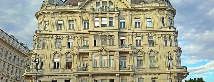 Dr. Karl Lueger Platz is one of Wien.