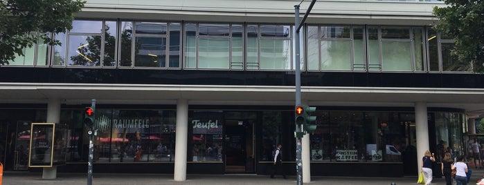 Lautsprecher Teufel HQ is one of Berlin Best: Shops & services.