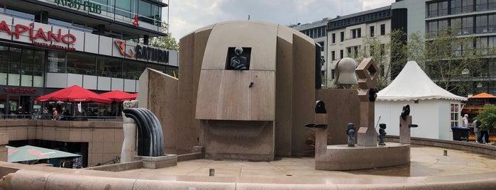 Weltkugelbrunnen is one of Berlin Best: Sights.