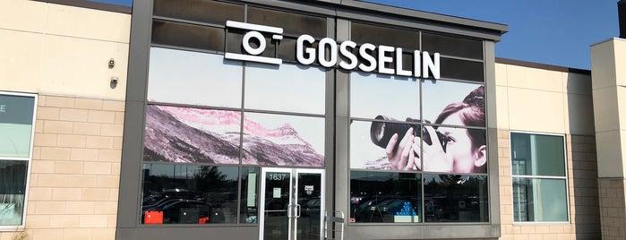 Gosselin is one of สถานที่ที่ Kinan ถูกใจ.