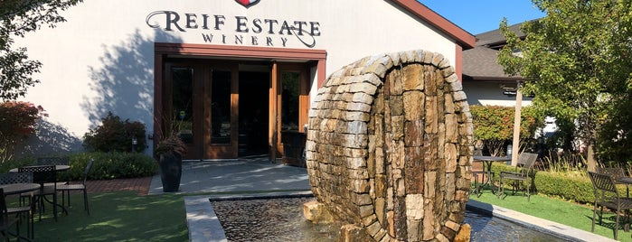 Reif Estate Winery is one of Winery.