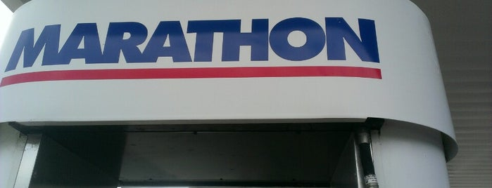 Marathon is one of Gas.