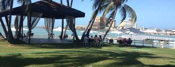 Iate Clube de Fortaleza is one of Posti che sono piaciuti a Rômulo.