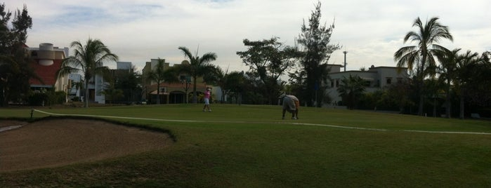 El Cid Resorts CountryClub is one of Mazatlan.