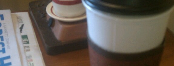 Luckman Coffee Company is one of Matt'ın Beğendiği Mekanlar.