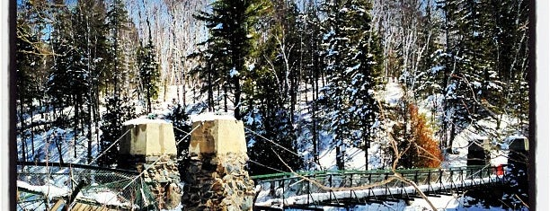 Jay Cooke State Park is one of Up North.