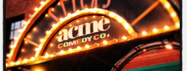 Acme Comedy Company is one of Orte, die Brooke gefallen.