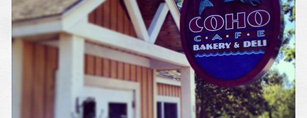 Coho Cafe & Bakery is one of Best of the North Shore.