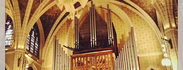 Central Lutheran Church is one of Minneapolis & St Paul Music & Event Venues.