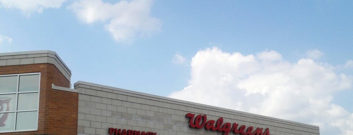 Walgreens is one of George 님이 좋아한 장소.