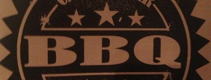 BBQ BAR is one of Orte, die Turovtseva gefallen.