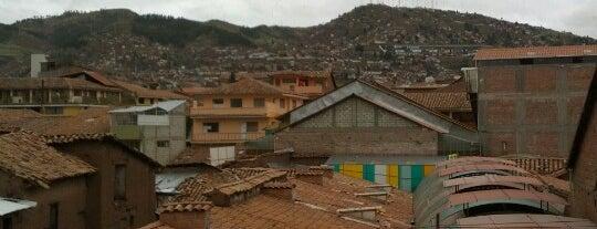 Cusco is one of Perú.