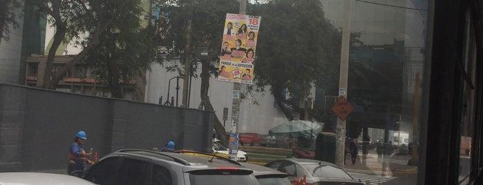Panamericana Televisión is one of Locais curtidos por Nish.
