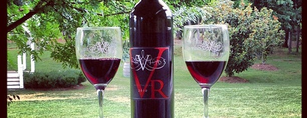 Veritas Vineyard and Winery is one of Central Virginia Wineries Worth The Visit.
